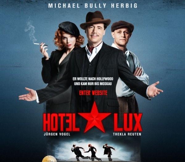 Lux trailer online