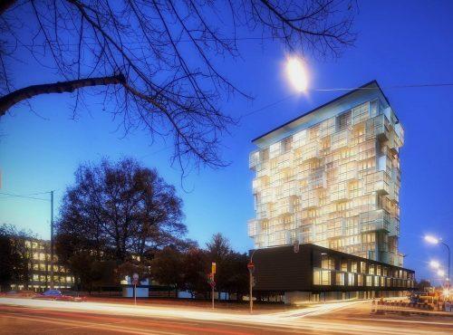 Architekurvisualisierung München, Luxusappartements