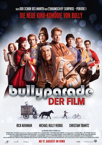 Visual Effects für Bullyparade der Film
