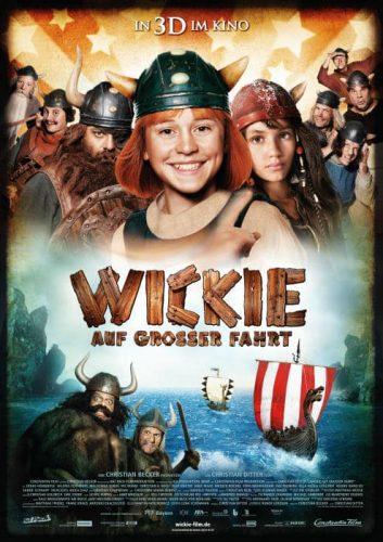 Visual Effects für Wickie auf großer Fahrt